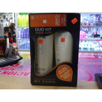 Duo Hidratacion Para Cabello Kit Home Care By Fama