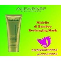 Tratamiento Midollo Di Bamboo Recharging Mask Alfaparf 250ml
