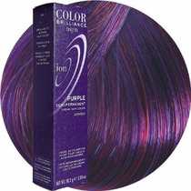 Tinte Semipermanente En Crema Brights Purple
