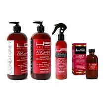 Kit Hsi Tratamiento Profesional P/cabello Argan Aceite
