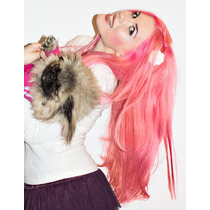 Tinte P/ Cabello Manic Panic Pretty Flamingo Glows Original
