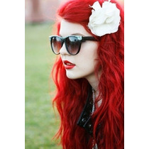 Tinte P/ Cabello Marca Manic Panic Pillardbox Red Original