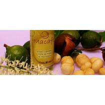 Aceite De Nuez De Macadamia Orgánico