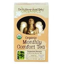 Tierra Mama Angel Baby Organic Mensual Confort Tea 16 Bolsit