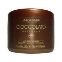 Mascarilla De Chocolate Cioccolato By Alfaparf