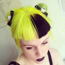 Tinte P/ Cabello Manic Panic Electric Banana Original