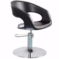 Silla Hidraulica Moderna Estetica Salon Peluqueria Sillon