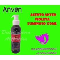 Acento Anven Violeta Luminoso 120ml