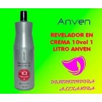 Revelador En Crema Con Aroma Anven 10vol 900ml