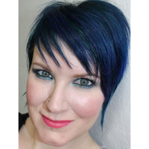 Tinte P/ Cabello Marca Manic Panic Shocking Blue Original