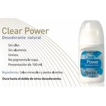 ¡ Llévate 4 Desodorantes Sin Aluminio A Un Súper Precio !