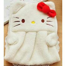 Hello Kitty Toalla Para Manos Rostro Panda Cute Kawaii Mujer