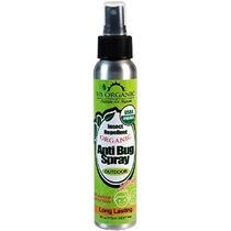 # 1 Bug Orgánica Repelente Orgánico Certificado Por El Usda