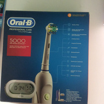 Cepillo Dental Eléctrico Oral B 5000