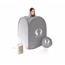 Baño De Vapor Spa Sauna Portatil Care