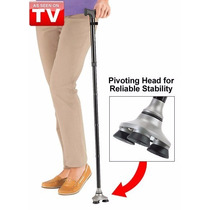 Baston Plegable Magic Trusty Cane Como Lo Vio En Tv