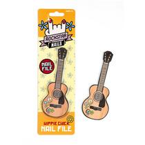 Lima De Uñas - Polluelo Del Hippie De La Guitarra En Forma