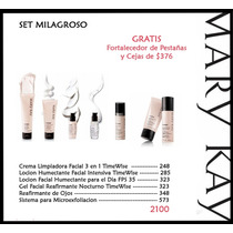 Set Milagroso Time Wise De Mary Kay Envio Gratis