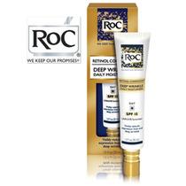 Roc Crema Antiarrugas La Mejor Retinol Y Protector Sol 30 Ml