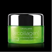 Tratamiento De Noche Antiarrugas Ecollagen Wrinkle Correctin