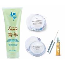Botox, Crema Oriental Y Estimulador Pestañas Paquete Shelo