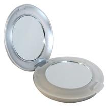 Espejo Estuche Con Luz 7 X 7 Cmobi