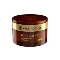 Crema Facial De Noche Nutri Regenerante Yves Rocher