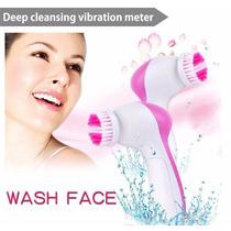 Masajeador Facial Tratamiento Relajante Exfoliante Anti Edad