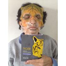 Mascarilla Dermal Facial Figura Animales Aclatante Lineas
