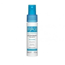 Uriage Desodorante Tri-acción, Sudoración, Axilas Sensibles