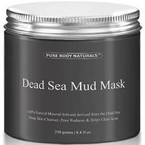 La Mejor Dead Máscara De Barro Del Mar, 250 G / 8.8 Fl. Onza