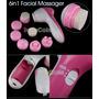 Masajeador Facial, Tratamiento Relajante - Nada De Cremas-