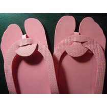Sandalia Para Spa Pedicure Deshechable