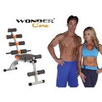 Wonder Core Aparato De Ejercicio Fitness Abdominal Oblicuos