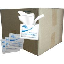 Toallitas Húmedas Antibacteriales Caja/500 Piezas