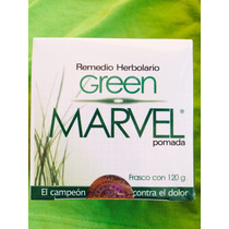 Pomada Green Marvel