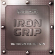 15 Condones Caution Wear Iron / Lifestyles Snugger Ajustado