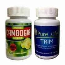Kit Garcinia Cambogia + Pure Life Trim
