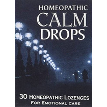Remedios Homeopáticos Históricos Calma Gotas 30 Pastillas (p