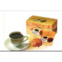 Café Negro, 2 En 1, Producto Dxn, Café Puro Y Soluble.