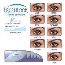 Pupilentes 30 Puestas Freshlook Colorblends Cibavision