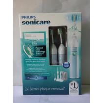 2 Cepillos Electricos Philips Sonicare Elite Edición Premium