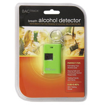 Alcoholimetro Bactrack Llavero Portátil - Verde