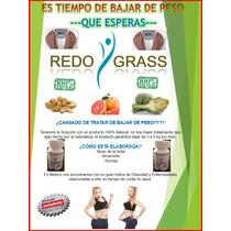 Baja De Peso Redo Grass 100% Natural