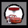 Kit Imprimible Cars Disney 2x1 Candy Bar + Cotillon Y Mas