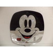 Mickey Mouse Fiestas 10 Globos Metalicos 9 Pulgadas Decoraci
