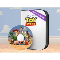 Ki-097 Kit Imprimible Editable Toy Story