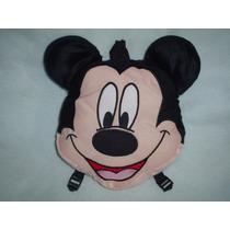 Mickey Mochila Dulceros Recuerdos De Disney De 30cms