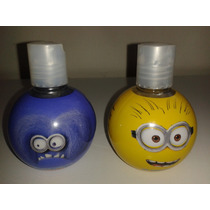 Fiesta Minion Mi Villano Favorito Gel Antibacterial!