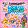Kit Imprimible Bubble Guppies + Candy Bar Cumples Y Mas Mx